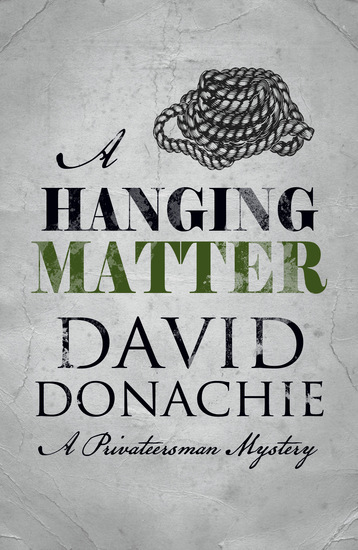 A Hanging Matter - cover