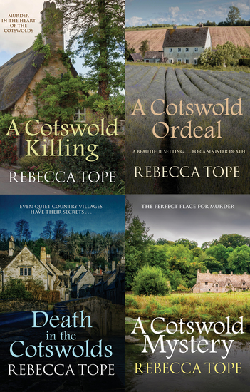 The Cotswold Mysteries Collection - A Cotswold Killing A Cotswold Ordeal Death in the Cotswolds A Cotswold Mystery - cover
