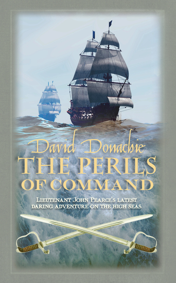 The Perils of Command - cover