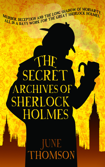 The Secret Archives of Sherlock Holmes - cover