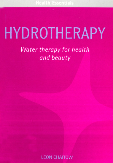 Hydrotherapy - Water therapy for health and beauty - cover