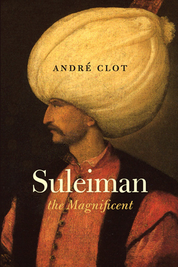 Suleiman the Magnificent - cover