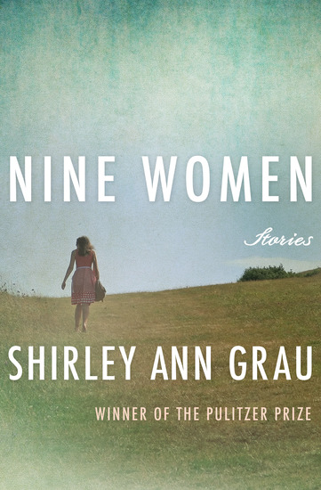 Nine Women - Stories - cover