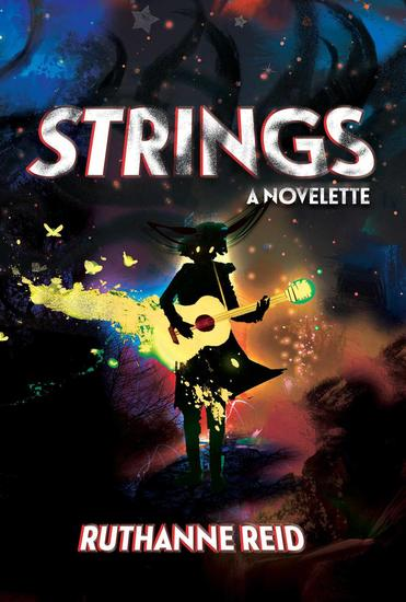 Strings - Among the Mythos #2 - cover