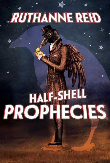 Half-Shell Prophecies - Among the Mythos #3 - cover