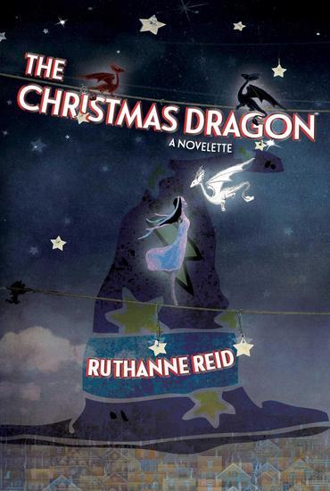 The Christmas Dragon - Among the Mythos #1 - cover