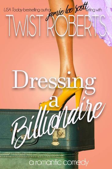 Dressing a Billionaire - cover