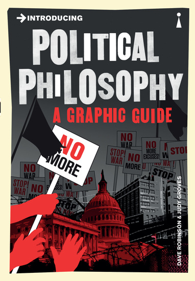 Introducing Political Philosophy - A Graphic Guide - cover