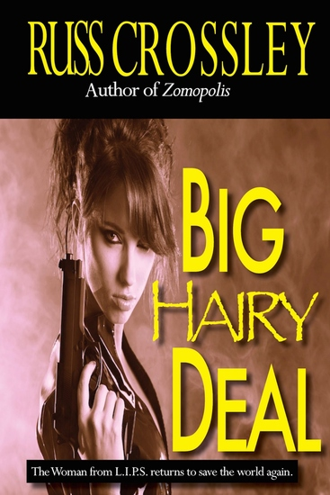 Big Hairy Deal - cover