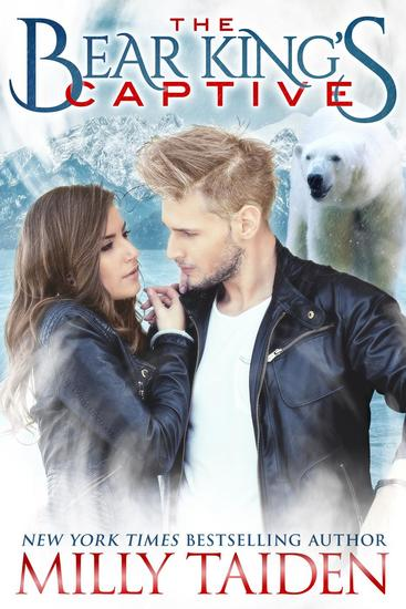 The Bear King's Captive - cover