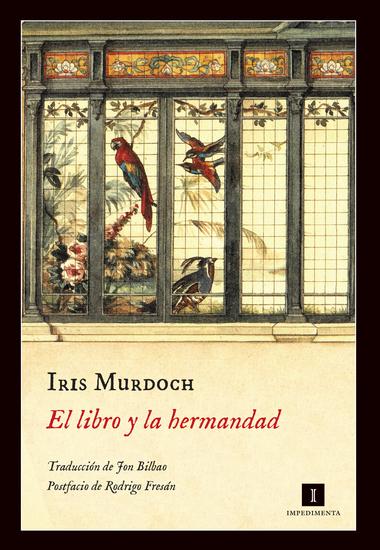El libro y la hermandad - cover