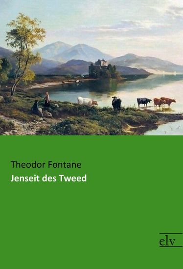 Jenseit des Tweed - cover