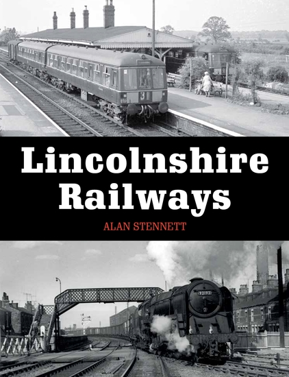 Lincolnshire Railways - cover