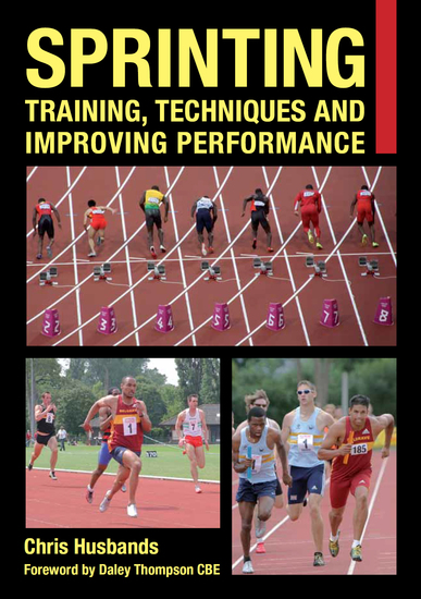 Sprinting - Training Techniques and Improving Performance - cover