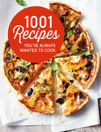 1001 Recipes You Always Wanted to Cook - cover