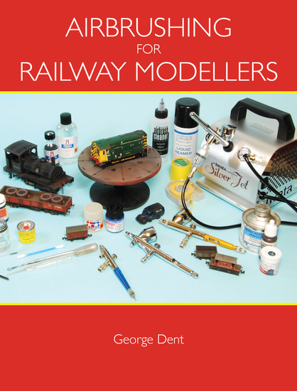 Airbrushing for Railway Modellers - cover