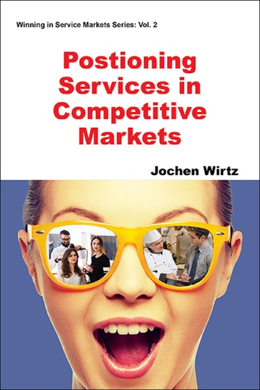 Positioning Services in Competitive Markets - cover