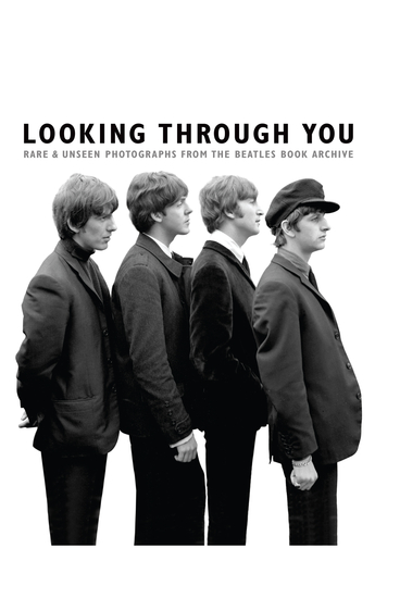 Looking Through You: The Beatles Book Monthly Photo Archive - cover