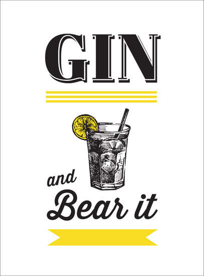 Gin and Bear It - cover
