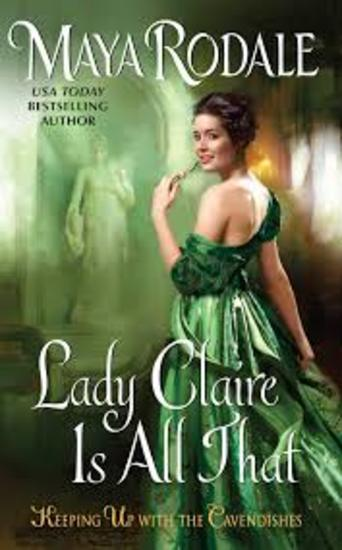 Lady Claire Is All That - Keeping Up with the Cavendishes - cover