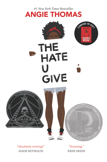 The Hate U Give - cover