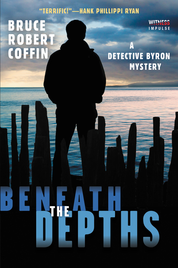 Beneath the Depths - A Detective Byron Mystery - cover