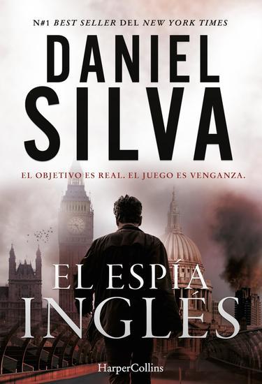 El espía inglés - cover