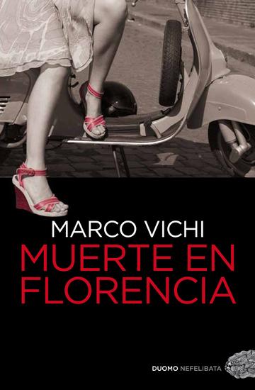 Muerte en Florencia - cover