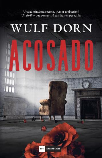 Acosado - cover