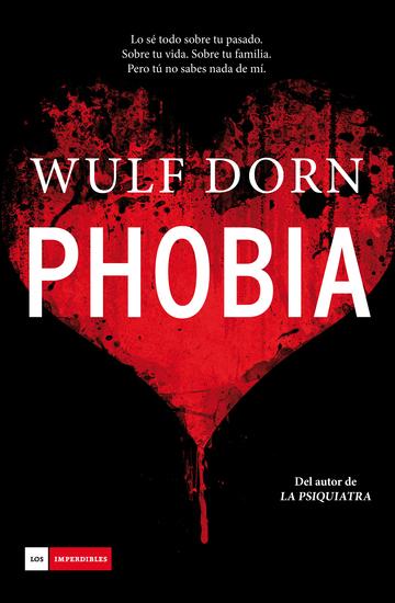 Phobia - cover