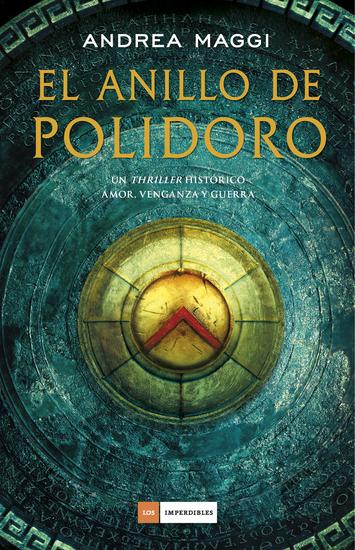 El anillo de Polidoro - cover