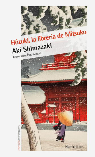 Hôzuki la librería de Mitsuko - cover