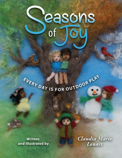 Seasons of Joy - Every Day is for Outdoor Play - cover