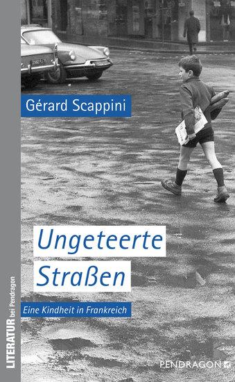 Ungeteerte Straßen - Gedichte - cover
