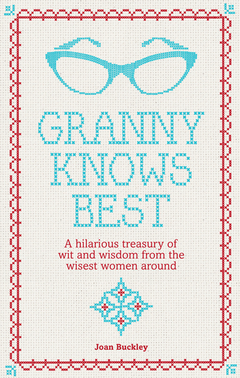 Granny Knows Best - cover