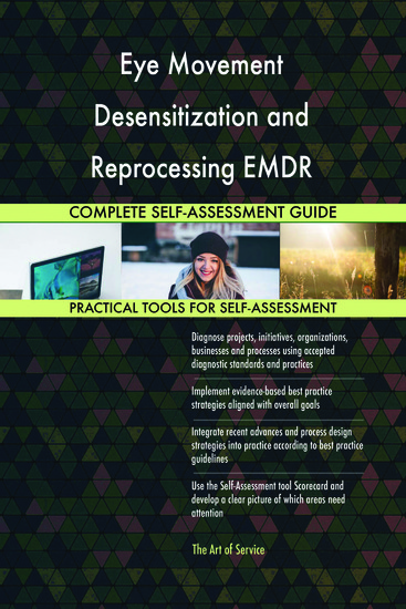 Eye Movement Desensitization and Reprocessing EMDR Complete Self-Assessment Guide - cover