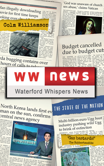 Waterford Whispers News (fixed format) - The State of the Nation - cover