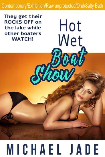 Hot Wet Boat Show - cover