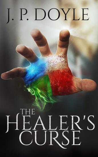 The Healer's Curse - cover