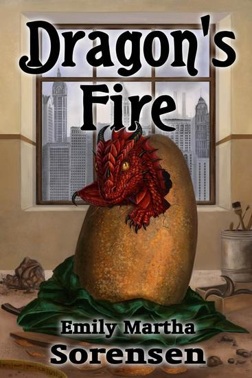 Dragon's Fire - Dragon Eggs #4 - cover