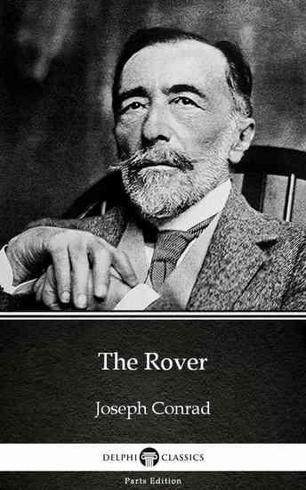 The Rover by Joseph Conrad (Illustrated) - cover