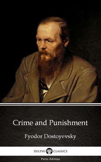 Crime and Punishment by Fyodor Dostoyevsky - cover