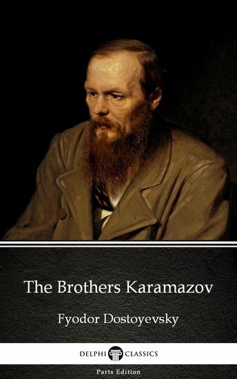 The Brothers Karamazov by Fyodor Dostoyevsky - cover