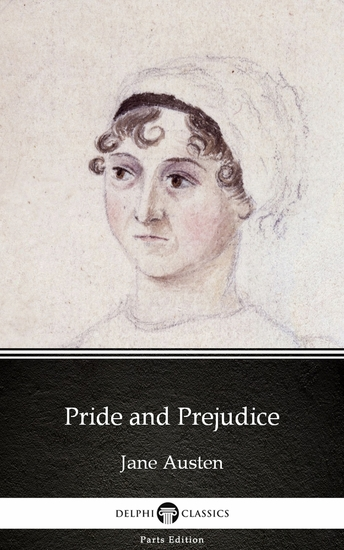 Pride and Prejudice by Jane Austen (Illustrated) - cover