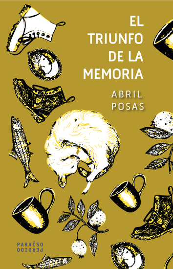 El triunfo de la memoria - cover