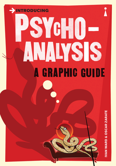 Introducing Psychoanalysis - A Graphic Guide - cover