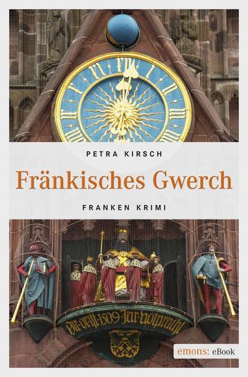 Fränkisches Gwerch - Franken Krimi - cover