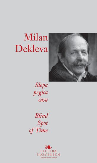 Slepa pegica časa Blind Spot of Time - cover