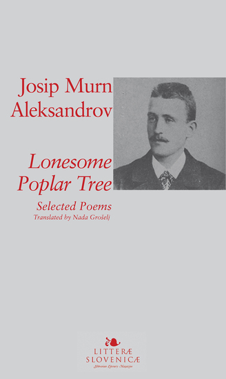 Lonesome Poplar Tree - Selected Poems - cover