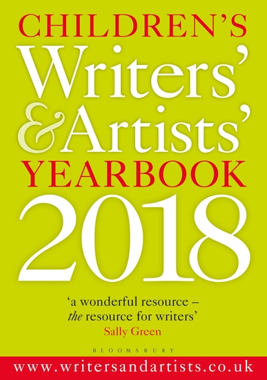 Children's Writers' & Artists' Yearbook 2018 - cover